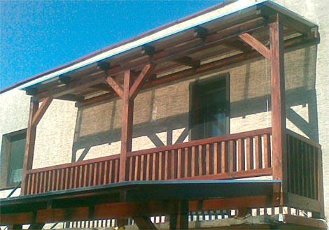Zadaszenie Tarasu I Balkonu